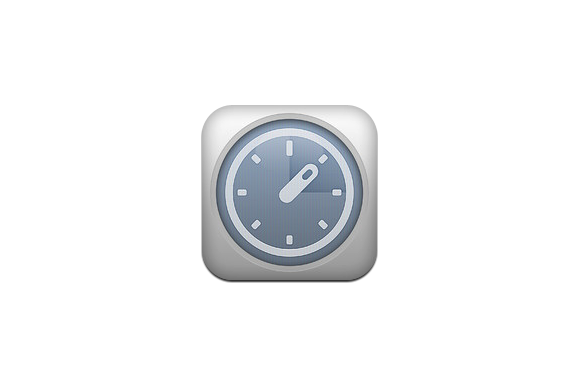 Timer for iOS icon