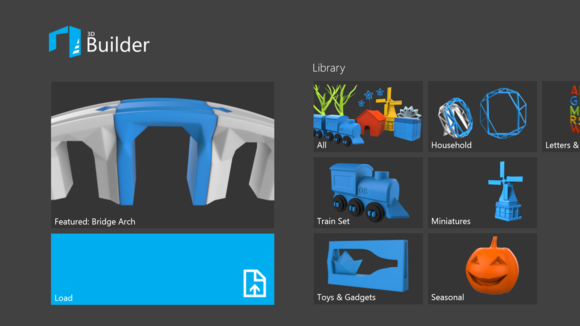 Microsoft Debuts 3d Printing App For Windows 8 1 Pcworld