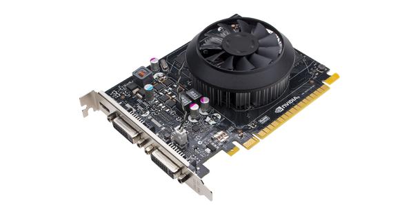 Nvidia GeForce 750