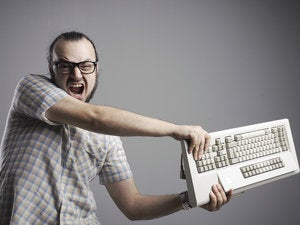 Cool-headed techie defuses hot-tempered users