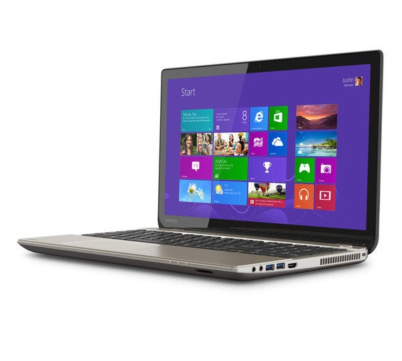 Look at this: The first 4K laptop, Toshiba's Satellite P55t, coming soon