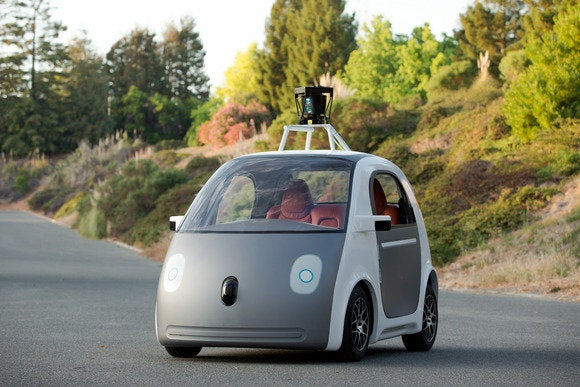 google self driving prototype may 27 2014