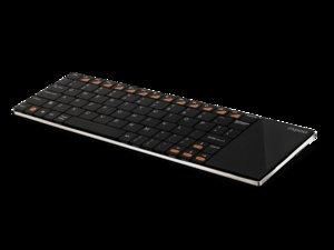 Rapoo E2700 Wireless Multimedia Touchpad Keyboard