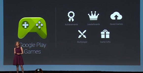 google io google play games