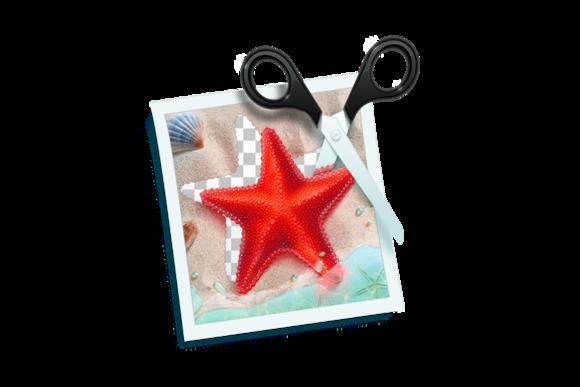 photoscissors mac icon