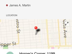 Tempo iOS calendar app