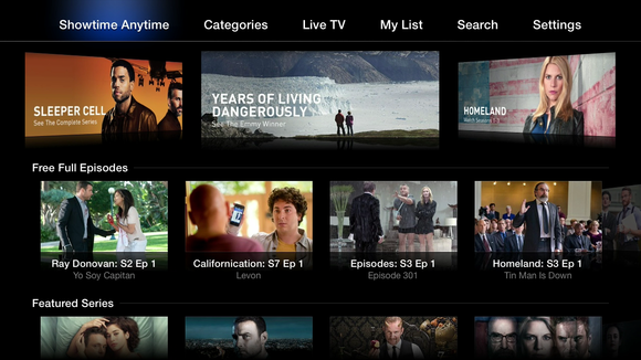 appletv showtime