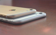 iPhone 6 and 6 Plus have raised cameras.