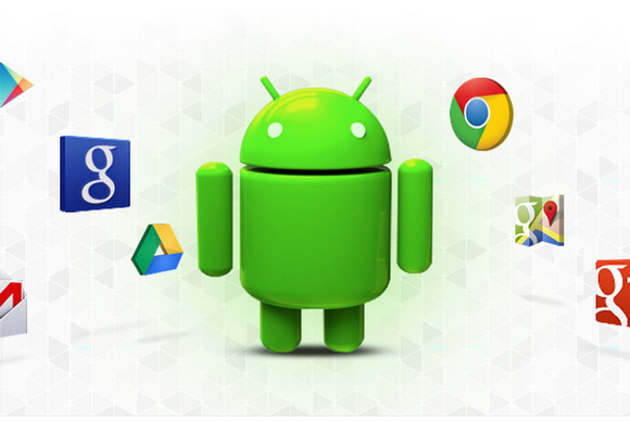 Google apps Android
