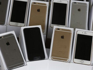 seized iphones in china