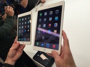 Apple's new iPads