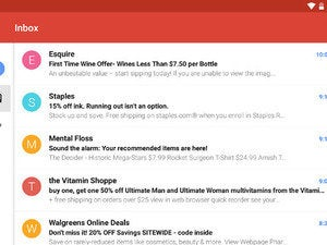 New Gmail App Android Lollipop