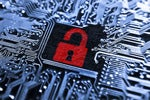 Unlocked circuit board / security threat