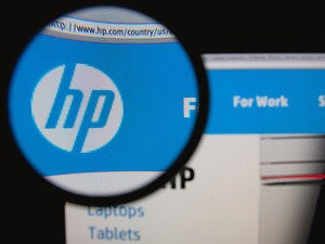 hewlet packard hp