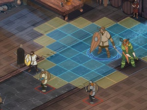 bannersaga battle lead
