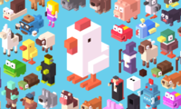 crossy road social gap big