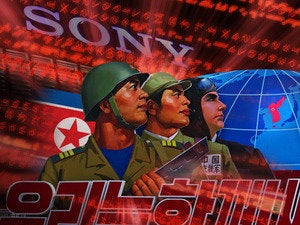 north korea hack sony security
