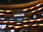 ces 2015 samsung tv orange