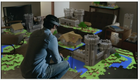 microsoft windows holographic 3d minecraft