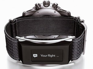 montblanc smartwatch band