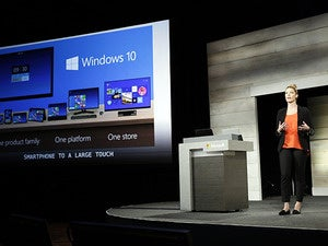 windows 10 launch