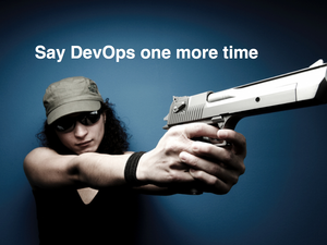 devops one more time