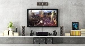 Origin Omega home theater PC