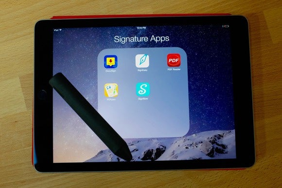 signature apps