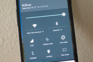 android 5.1 quick settings