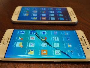 Galaxy S6, Galaxy S6 Edge