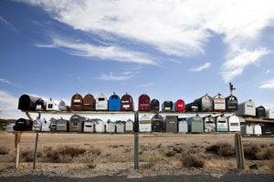 mailboxes thinkstock