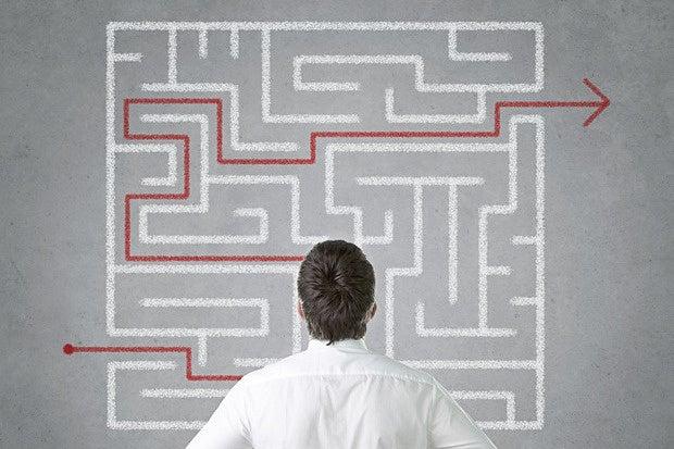 maze direction