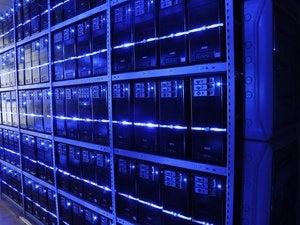 servers data center