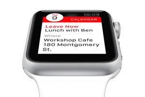 apple watch notification new