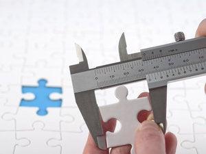 measure piece photo