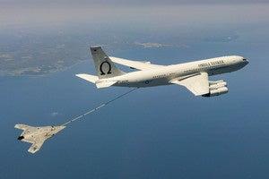 u.s. navy drone refueling