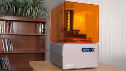 Formlabs 3D printer