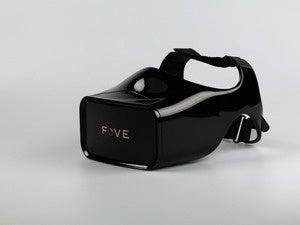FOVE VR visor