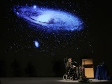 Microsoft snags Stephen Hawking as keynote speaker