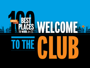 computerworld best places 2015 welcome