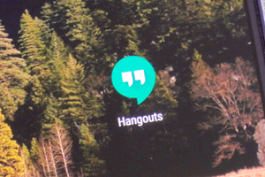 hangouts android
