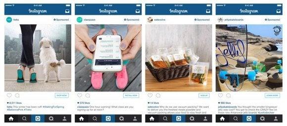 instagram ad image