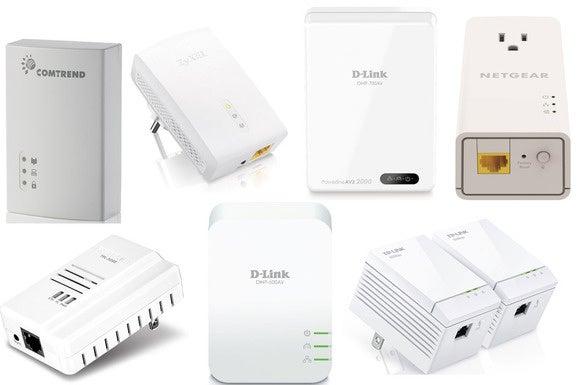 Powerline Ethernet adapter roundup