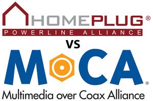 Moca vs HomePlug