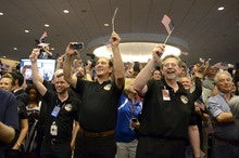 NASA spacecraft expects 'dazzling' data after Pluto flyby