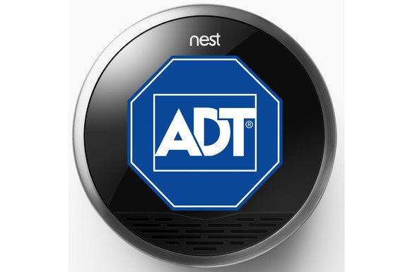 ADT adds Nest support