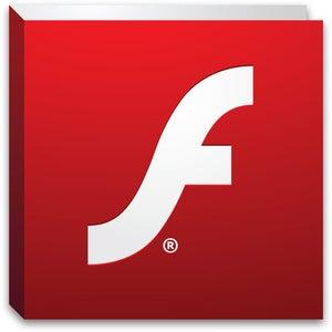 adobe flash player v10 icon