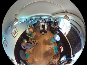 360 Coffee Shop