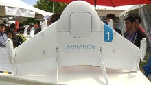 Google's parent company will begin testing delivery drones in the U.S.