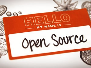 open source nametag